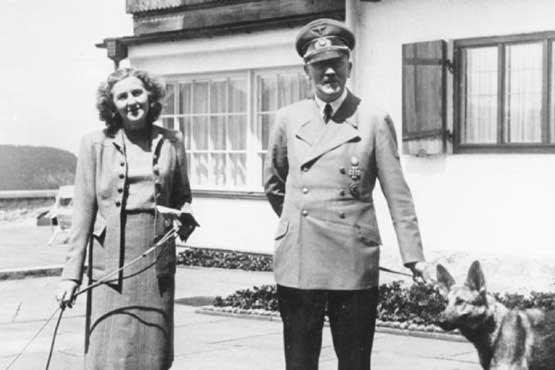 داستان دختر نجیب و مهربانی به نام اوا براون و هیتلر