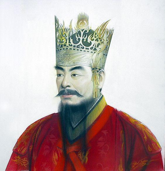 داستان جالب گزو مونگ پادشاه گوگوریو