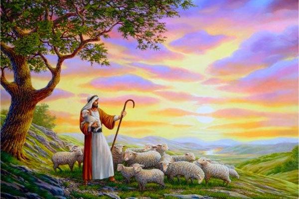 داستان حضرت موسی و چوپان(مثنوی معنوی)