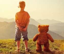 کودکان براي خود دوست خيالي دارند