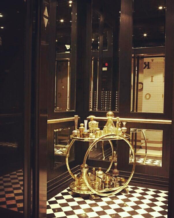 فروش سنگ کف کابین آسانسور با بهترین کیفیت