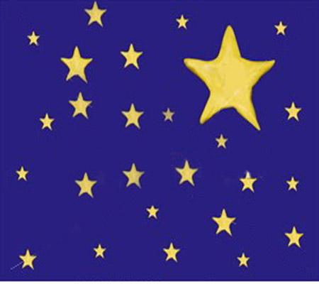 داستان جذاب سه ستاره