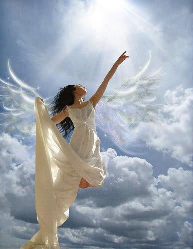 افسانه کره ای زنی از بهشت