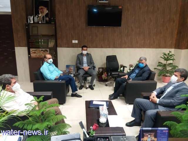 سرپرست امور آبفا شهرستان زرقان منصوب شد