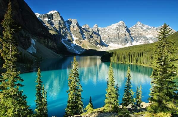 داستان زیبای کوه و رودخانه ها