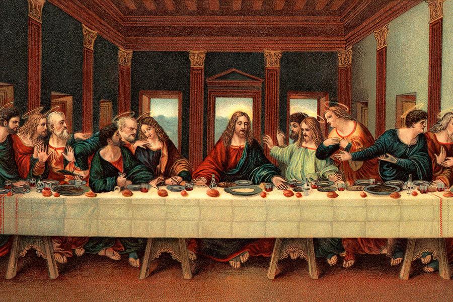داستان معروف  «شام آخر»