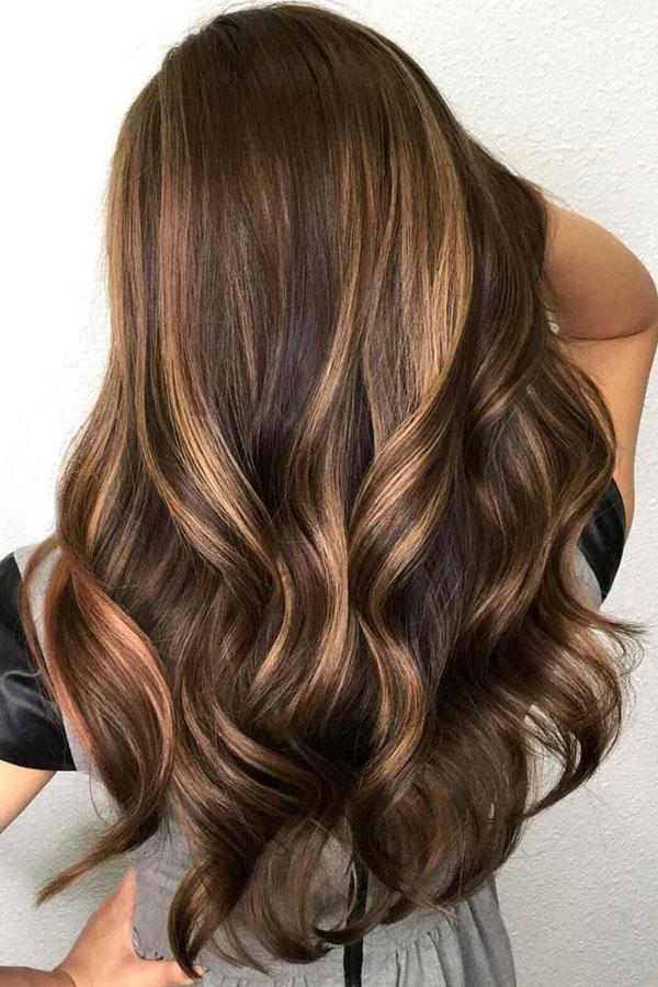 رنگ مو نسکافه ای