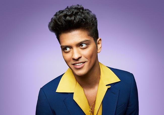 متن و ترجمه Mirror از Bruno Mars