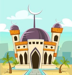 داستان « مسجد مهمان کش » مثنوی معنوی