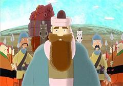 داستان آموزنده « خواجه بخشنده و غلام وفادار » مثنوی معنوی