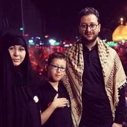 سيد بشير حسيني داور عصر جديد با خانواده