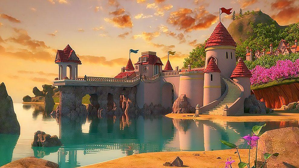 داستان آموزنده « افسانه قلعه »
