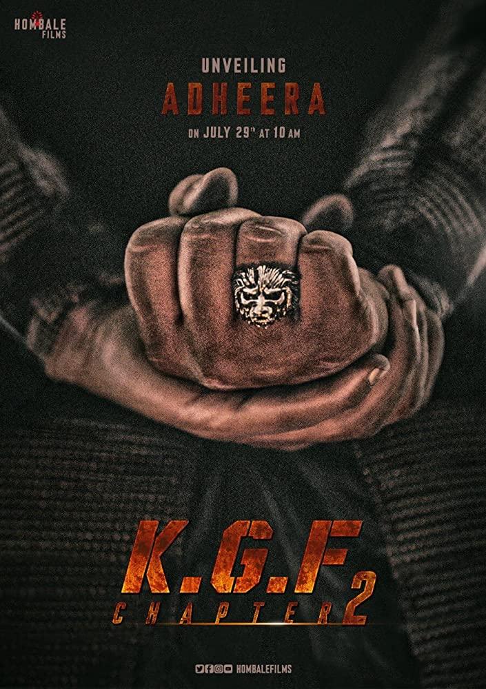 دانلود فیلم هندی K.G.F.Chapter.2.2020