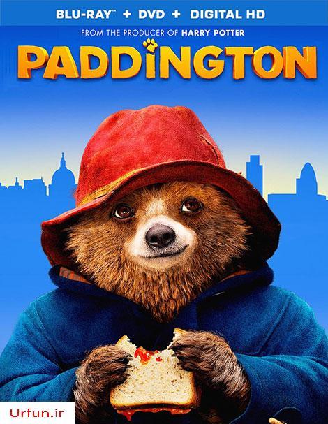 دانلود دوبله فارسی فیلم پدینگتون Paddington 2014