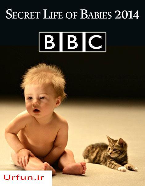 دانلود دوبله فارسی مستند Secret Life of Babies 2014