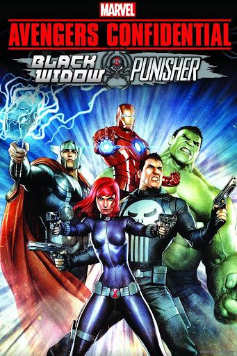 دانلود انیمیشن انتقام جویان محرمانه Avenger Confidential با دوبله فارسی