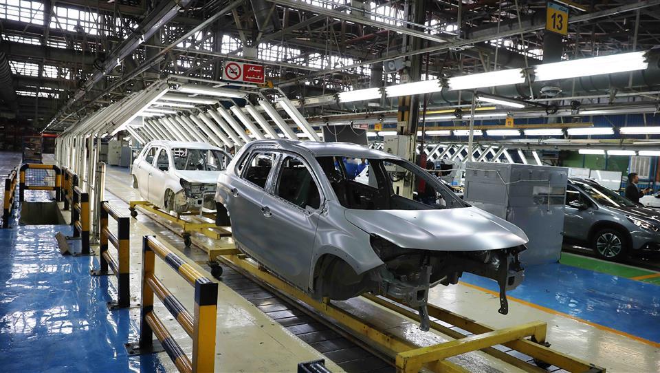 رشد شاخص خودرویی های بورس تهران (۲۳ تیرماه ۹۹)