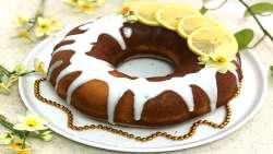 طرز تهيه کيک ليمو در خانه