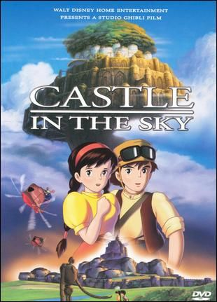 دانلود انیمیشن Castle in the Sky