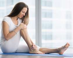 علت انواع پا درد را بشناسيد