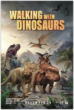 دانلود انیمیشن Walking with Dinosaurs  2013