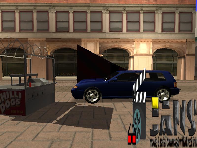 دانلود مد پارک کردن ماشین ها برای بازی GTA San Andreas