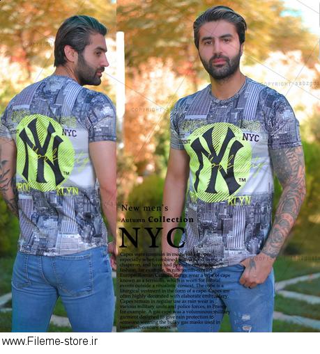 تیشرت مردانه مدل Viton