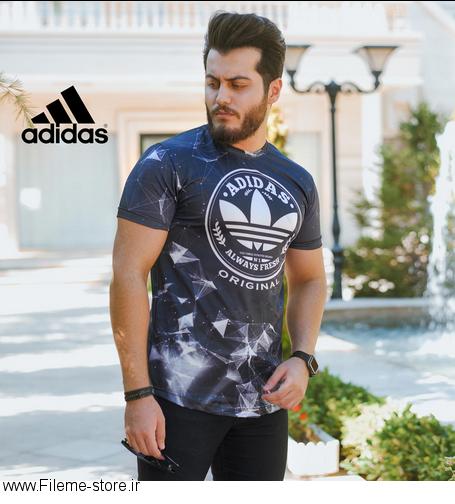 تیشرت مردانه Adidas مدل Rizan