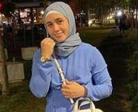 دختري که قهرمان وزنه برداري بود مسلمان شد