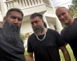 علي انصاريان با دوستان خفن