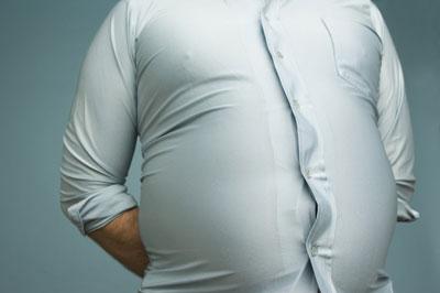 راههای کاهش وزن،چاقی شکم
