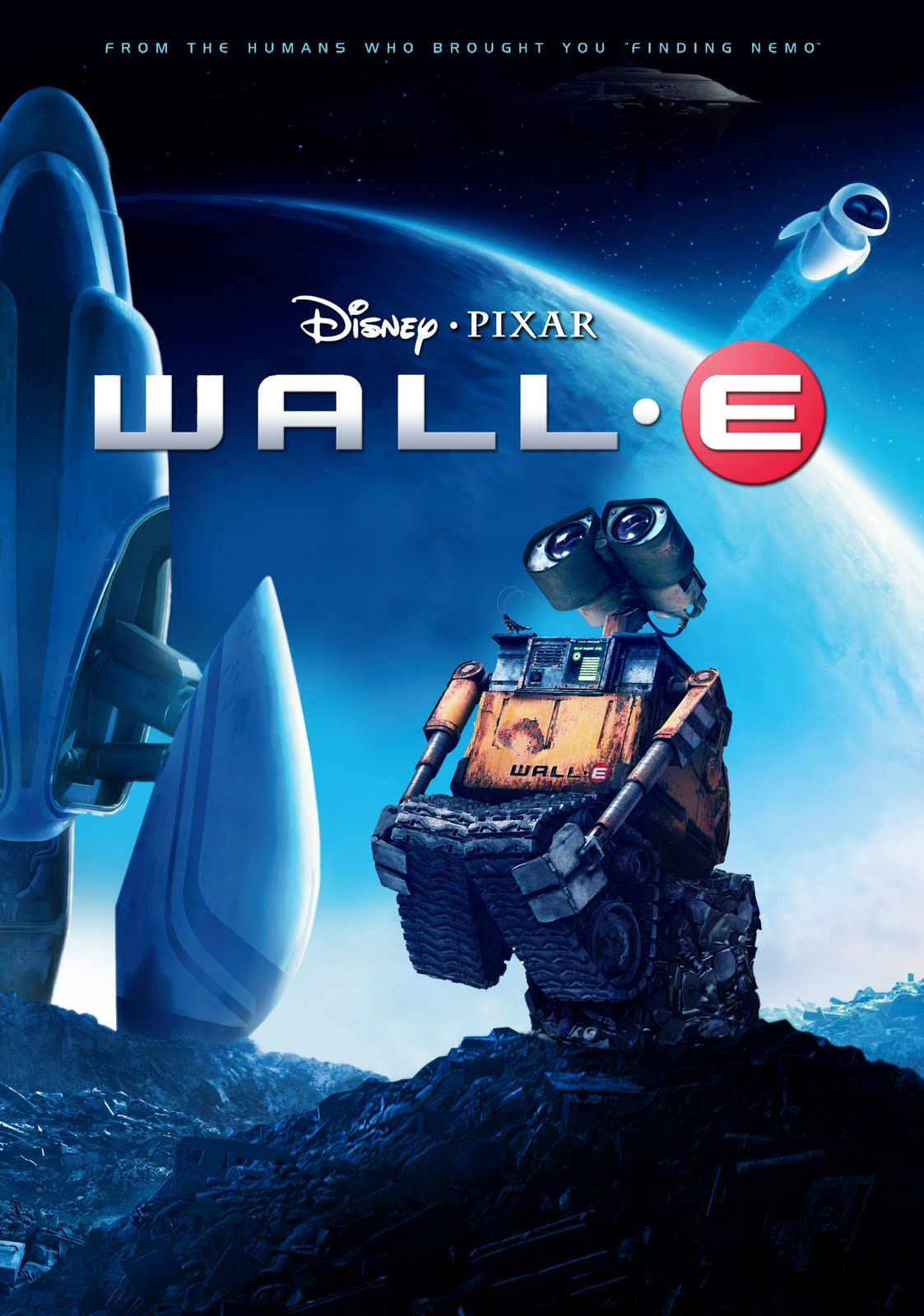 دانلود انیمیشن وال ای با دوبله فارسی WALLE 2008