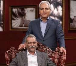 گفتگوي جالب نادر فلاح با مهران مديري در دورهمي