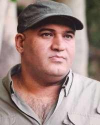 نادر سليماني بازيگر سينما وقتي جوان بود