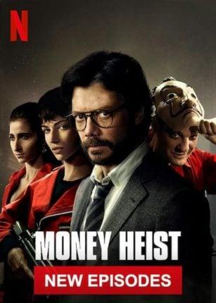 دانلود سریال Money Heist خانه کاغذی با لینک مستقیم