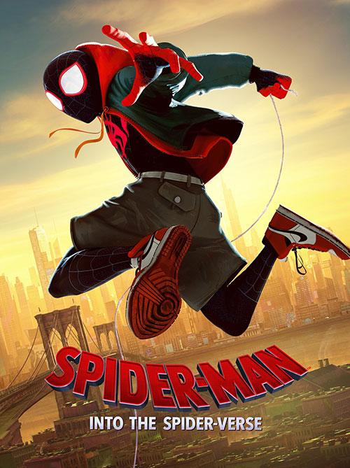 دانلود انیمیشن Spider-Man: Into the Spider-Verse 2018 با دوبله فارسی