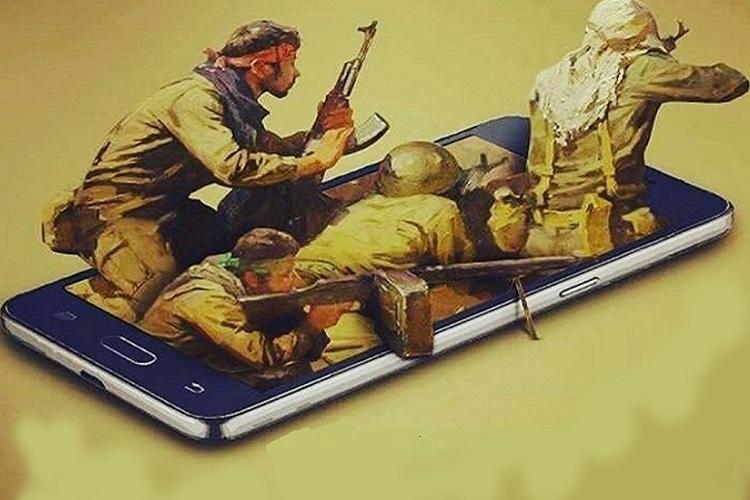 در حوزه جنگ نرم چی کار کنیم