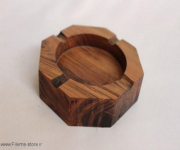 زیرسیگاری چوبی جدید