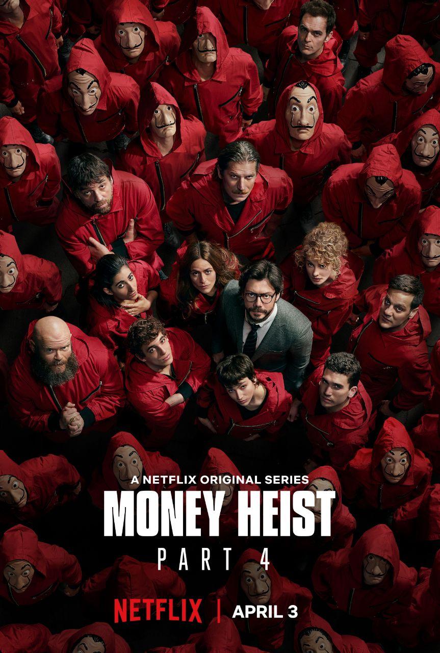 دانلود سریال Money Heist