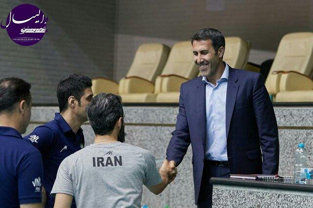 محمودی : نرفتن شهرام به المپیک قطعی نیست
