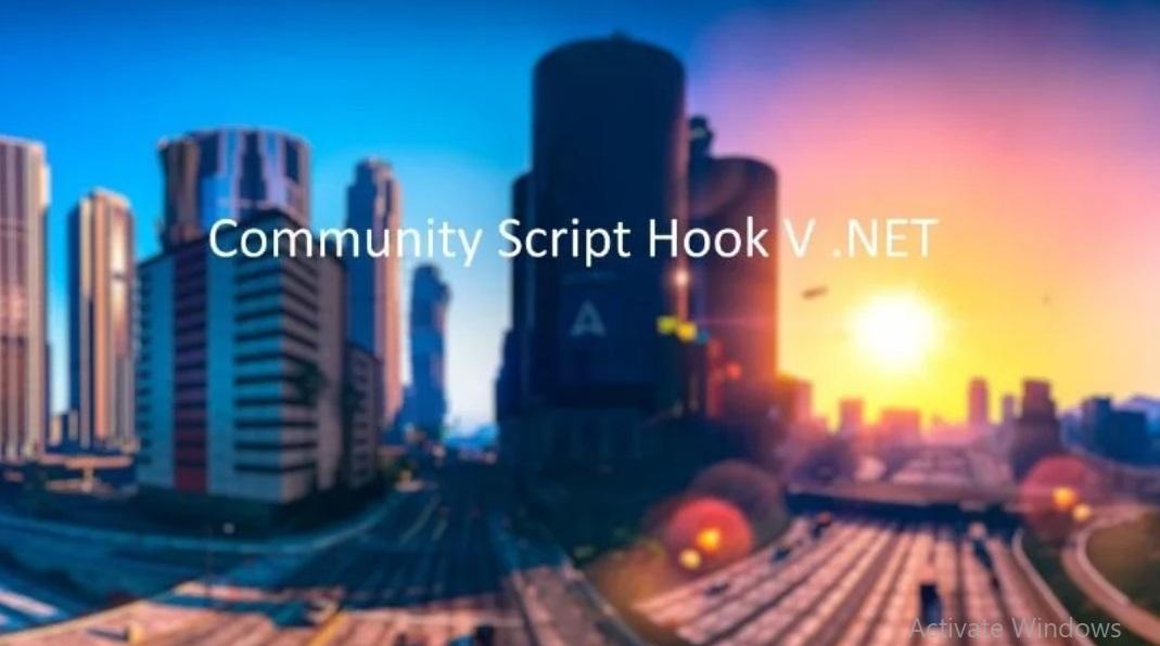 دانلود Community Script Hook V .NET 3.0.4
