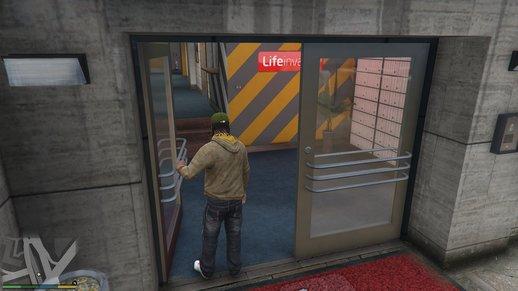 دانلود اسکریپت باز شدن همه ساختمان ها در GTA V