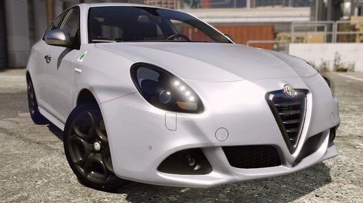 دانلود خودرو Alfa Romeo Giulietta Quadrifoglio Verde برای GTA V