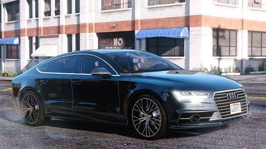 خودرو Audi A7 2015 برای GTA V