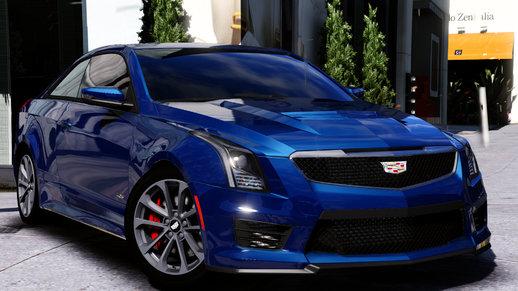خودرو 2016 Cadillac ATS-V Coupe برای GTA V