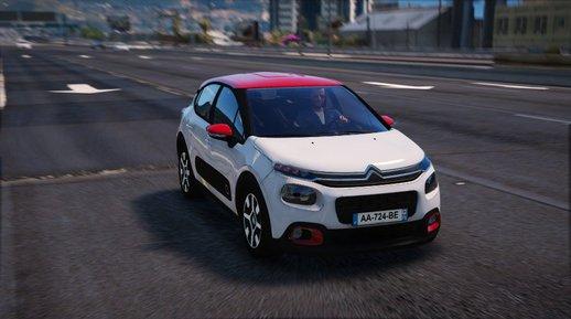 خودرو Citroën C3 2017 برای GTA V