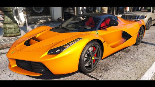 دانلود 2015 Ferrari LaFerrari برای GTA V