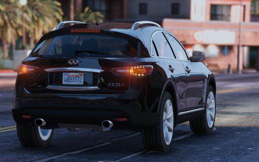 خودرو Infiniti FX50S برای GTA V