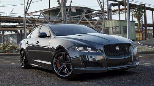 خودرو 2016 Jaguar XJR برای GTA V