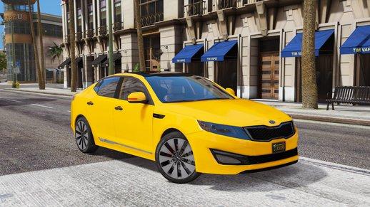 خودرو 2014 KIA Optima برای GTA V